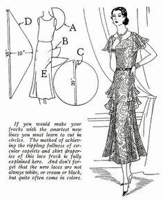 vintage patterns 1920s - SSvetLanaV - Веб-альбомы Picasa