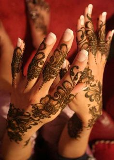 Design of Mehandi: Mehendi Design