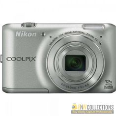 Buy NIKON COOLPIX S6500 At Rs.17,000 Features :- 16MP CMOS Image Sensor, Built-In Wi-Fi Cash on Delivery Hassle FREE To Returns Contact # (+92) 03-111-111-269 (BnW) #BnWCollections #NIKON #COOLPIX #S6500