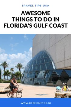 There are many great places to visit in Florida's Gulf Coast. In this article, I'll share my favorite things to do, and show my favorite area's on the west coast of Florida. Usa Travel Guide, Travel Usa, Travel Tips, Travel Ideas, Florida Travel, Florida Usa, Florida Food, East Coast Usa, West Coast