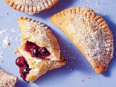 Fresh ginger (or 1/8 teaspoon ground ginger) gives the jammy berry filling a hint of heat. Assemble the pies one day in advance, and...