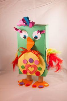 Japie, de vrolijke, vreemde vogel