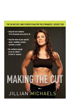 Jillian Michael's Making the Cut//What's up April....time to make the cut!