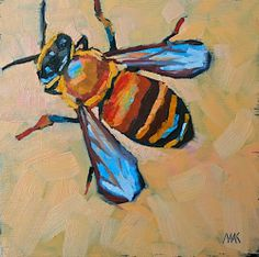 'Bee Still' -  Mary Anne Cary