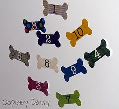 d is for dog mommy school