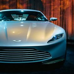 Bond life. Aston Martin DB10.