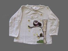 Ref. 900590- Camiseta ML - Zara- niña - Talla 18 meses - 3.5€ - info@miihi.com - Tel. 651121480