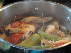 Spice Up your Life: Sinigang na Hipon