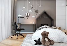 33 ideas for bedroom boys furniture interior design Baby Bedroom, Baby Boy Rooms, Kids Bedroom, Kids Rooms, Baby Beds, Bedroom Decor, Wall Decor, Baby Room Furniture, Bedroom Layouts