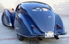 1956 Jaguar Aerodyne Streamliner Coupé