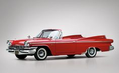 1960 Dodge Polara D500 Convertible - Car Pictures***Research for possible future project.