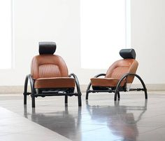 Rover Chairs by Ron Arad