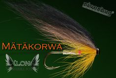 Tube fly in RiverBug sleeve. Fly Tying, Fly Fishing, Tube, River, Sleeve, Pattern, Ideas, Salmon, Manga