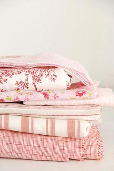 pretty linens...