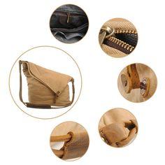 392069581808 Michael Kors Handbags · FXTXYMX Hobo Bags Canvas Cross Body Messenger Bags  Large Capacity Handbag Totes Shoulder Purse Fold Over