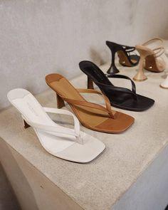 Tony Bianco Baye Tan Como Heels