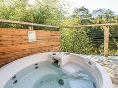 Rating 5 Star PET FRIENDLY. Click picture to view next 5 months price and availability. This wooden clad lodge is in Lanreath, Cornwall and can sleep four people in two bedrooms.