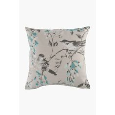 Our feminine bird detail cushion is a lovely way to add some creative art in your living room. This is an effective way to add a touch of style to your dec