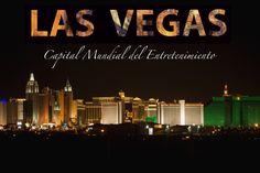 Encuentre el hotel ideal para usted y conozca Las Vegas, la capital mundial del entretenimiento #Vegas