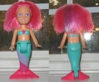 90's toys, mermaid