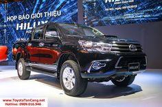 Phiên bản Toyota Hilux 2.5E MT 4x2 2016