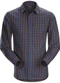 3d12b6586a2 Arc'teryx Men's Bernal Long Sleeve Shirt