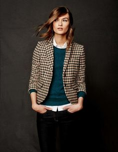 Pine Cones and Acorns: 10 Everyday Classic Wardrobe Essentials for Fall