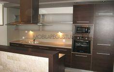 Bucatarie  la comanda Kitchen Cabinets, Home Decor, Decoration Home, Room Decor, Cabinets, Home Interior Design, Dressers, Home Decoration, Kitchen Cupboards