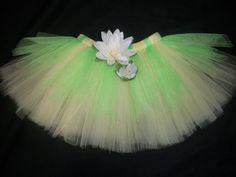 Princess Tiana tutu, the princess and the frog inspired tutu custom made sizes Newborn-4t by CatyRoseBows on Etsy https://www.etsy.com/listing/98023455/princess-tiana-tutu-the-princess-and-the