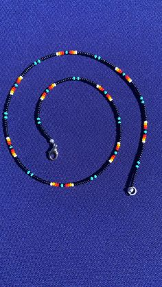 Diy Jewelry Unique, Handmade Wire Jewelry, Handmade Jewelry Designs, Handmade Necklaces, Jewelry Ideas, Diy Beaded Rings, Mens Beaded Necklaces, Bead Jewellery, Beaded Jewelry