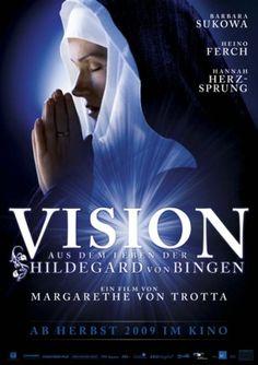 Vize-Život Hildegardy z Bingenu.