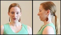 How to prevent having a double chin in your wedding photos: an instructional video