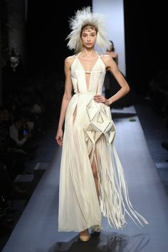 Jean Paul Gaultier ▪ Haute Couture Spring Summer Collection Paris Fashion Week
