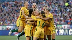Football Federation Australia is keen to lure the world's top three soccer teams – the United States, England and Germany – to Australian soil to play the Matildas.The FFA's strongest push is being directed at the world ranked side the USA, who. Ffa, Espn, Matilda, Germany, England, Australia, Football, My Love, Soccer Teams