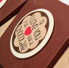 Regala chocolate para San Valentín