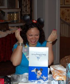 Tiffani's Walt Disney World Baby Shower in Ariel's|The Magical Day Baby Blog | A Disney Fan Site for Parents