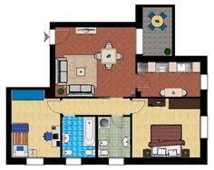 SERVIZIO PLANIMETRIA 2D acquistabile on-line su www.3dplan.it