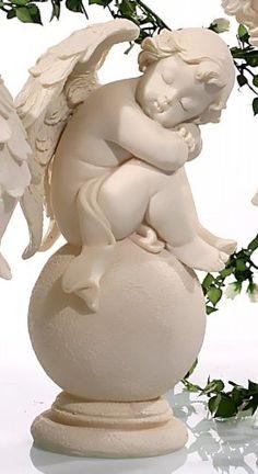 """Résultat de recherche d'images pour """"statuette ange qui veillez sur moi"""""""