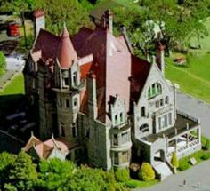 Craigdarroch Castle, Victoria British Columbia, Canada If you get a chance you need to take the tour, inside, of this beautiful castle. You'll learn it's unique story. Victoria Canada, Victoria British Columbia, Victoria Vancouver Island, Victoria Island, Places To Travel, Places To Go, A New York Minute, Destinations, Canada Travel