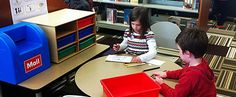 Now Open: Westover's Writing Center for Kids - Arlington Public Library : Arlington Public Library