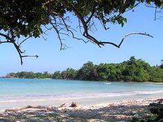 Ennisses Bay Beach, Long Road, Jamaica (my own photo)