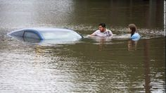 Texas flood victim: 'It turned the living room into a gigantic washing machine' - CNN #Texas, #Floods, #US