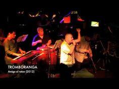 Tromboranga Amigo el raton Salsa live Antilla Barcelona