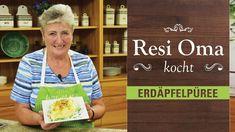 Resi Oma kocht - Erdäpfelpüree