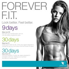 Forever Living gives you with all the pieces your body needs to get F.I.T! http://link.flp.social/SfeiHn