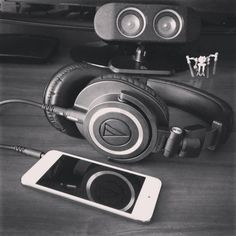 Fan Photo Friday: When you put on a pair of ATH-M50x headphones it's just you and the music. Thanks to @deadangst on Instagram for sharing: