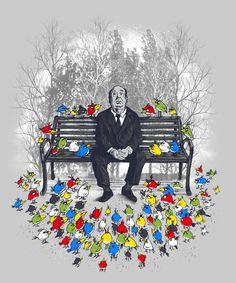 spyrale:    Them Birds by Dan Elijah G. Fajardo- Buy Print HERE