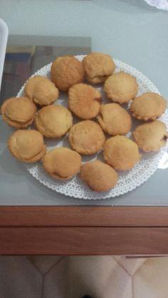 Bocconotti dolce tipico di Serrastretta un paesino di montagna in provincia di Catanzaro preparati da @luciacanino