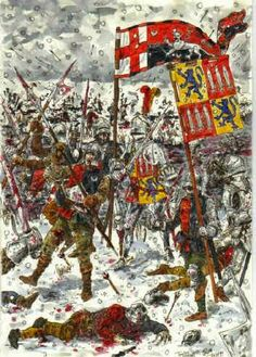 Mary Ann Bernal: History Trivia - Battle near Towton Field - Queen Margaret defeated Forensic Facial Reconstruction, Canada Images, Wars Of The Roses, Richard Iii, Medieval Armor, Historical Art, Military Art, History Facts, Coat Of Arms