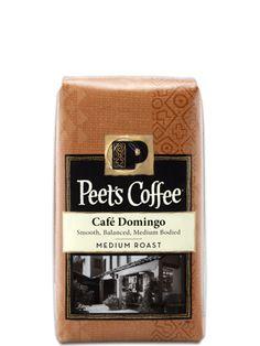 "Peet's Coffee Café Domingo®  #CooksIllustrated Taste Test Co-Winner ""Bolder""  ""Recommended""  #TasteTestTriumphs"